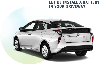 Mobile Installation of Prius Battery and Hybrid Battery Repair