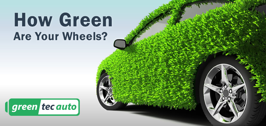 How Green Your Wheels
