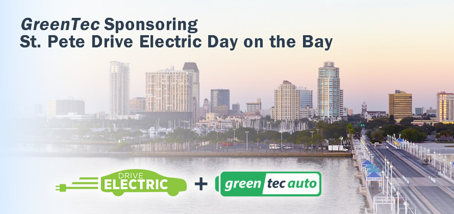 St Pete Drive Electric Day on the Bay