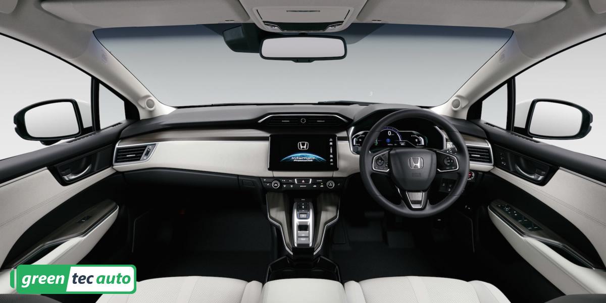Honda Clarity Fuel Cell Interior