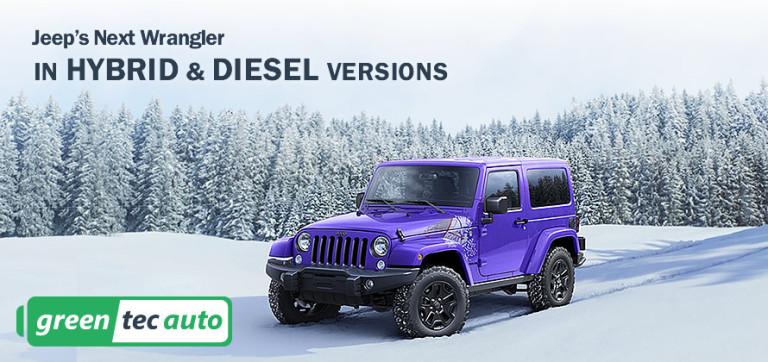 Jeep Wrangler Hybrid