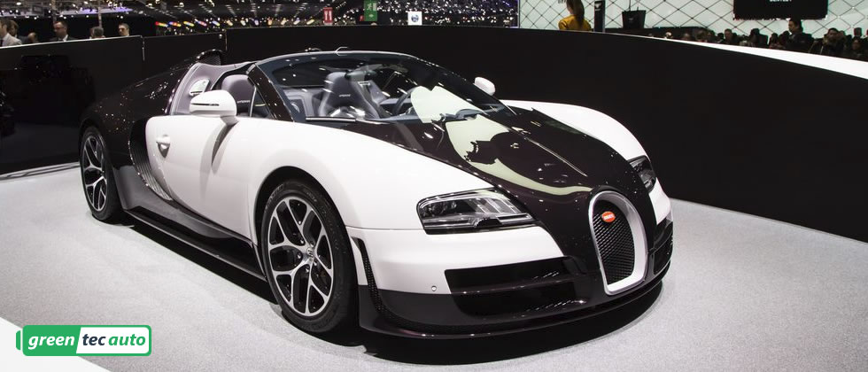 The brakes of a Bugatti Veyron can withstand heat up to 1800 degrees celsius