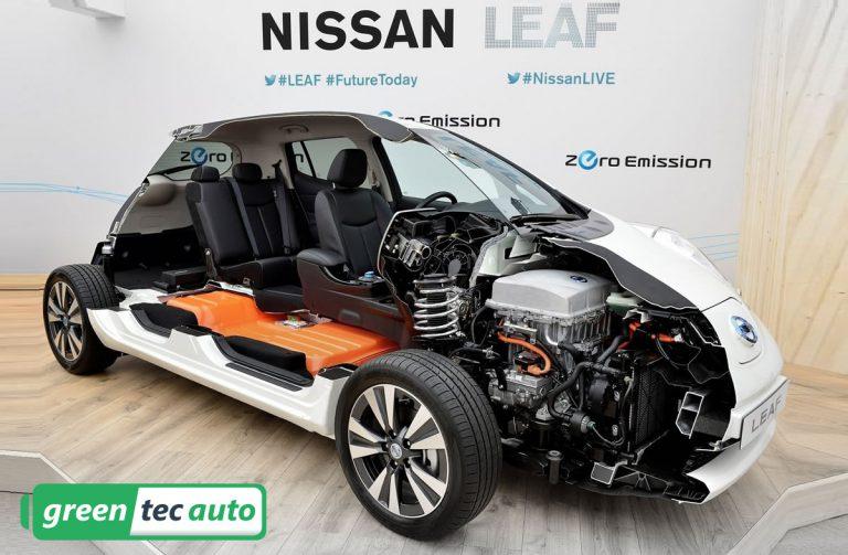 Nissan LEAF battery for Sale