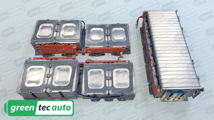 Nissan Leaf Battery Replacement Pack