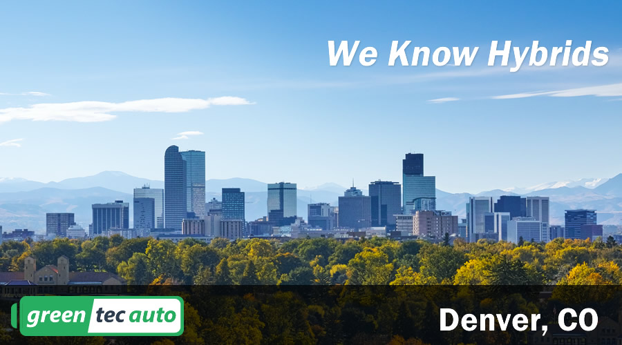 Hybrid Battery Replacement in Denver
