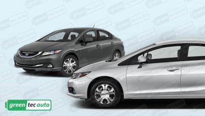 Honda Civic Hybrid 2014