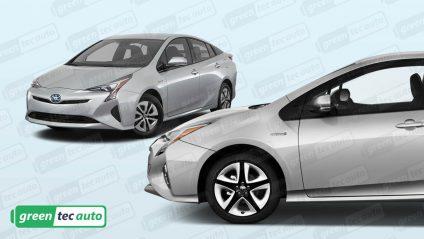 Toyota Prius 2016, Toyota Prius 2017, Toyota Prius 2018, Toyota Prius 2019