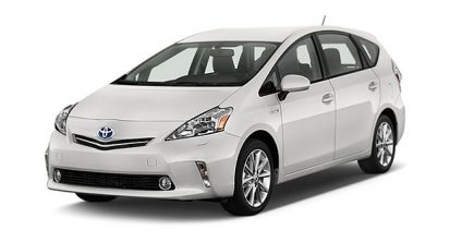 Toyota Prius V 2010-2014 Hybrid Battery Replacement