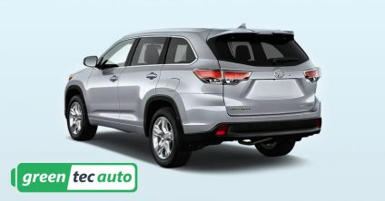 2016 Toyota Highlander Hybrid Battery