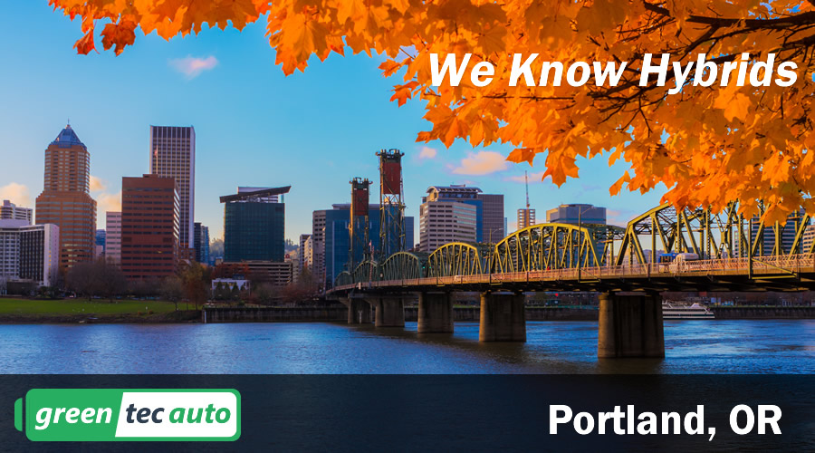 Portland Hybrid Battery Replacement