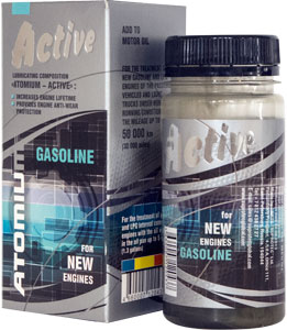 Atomium Active Gasoline Engine Additive