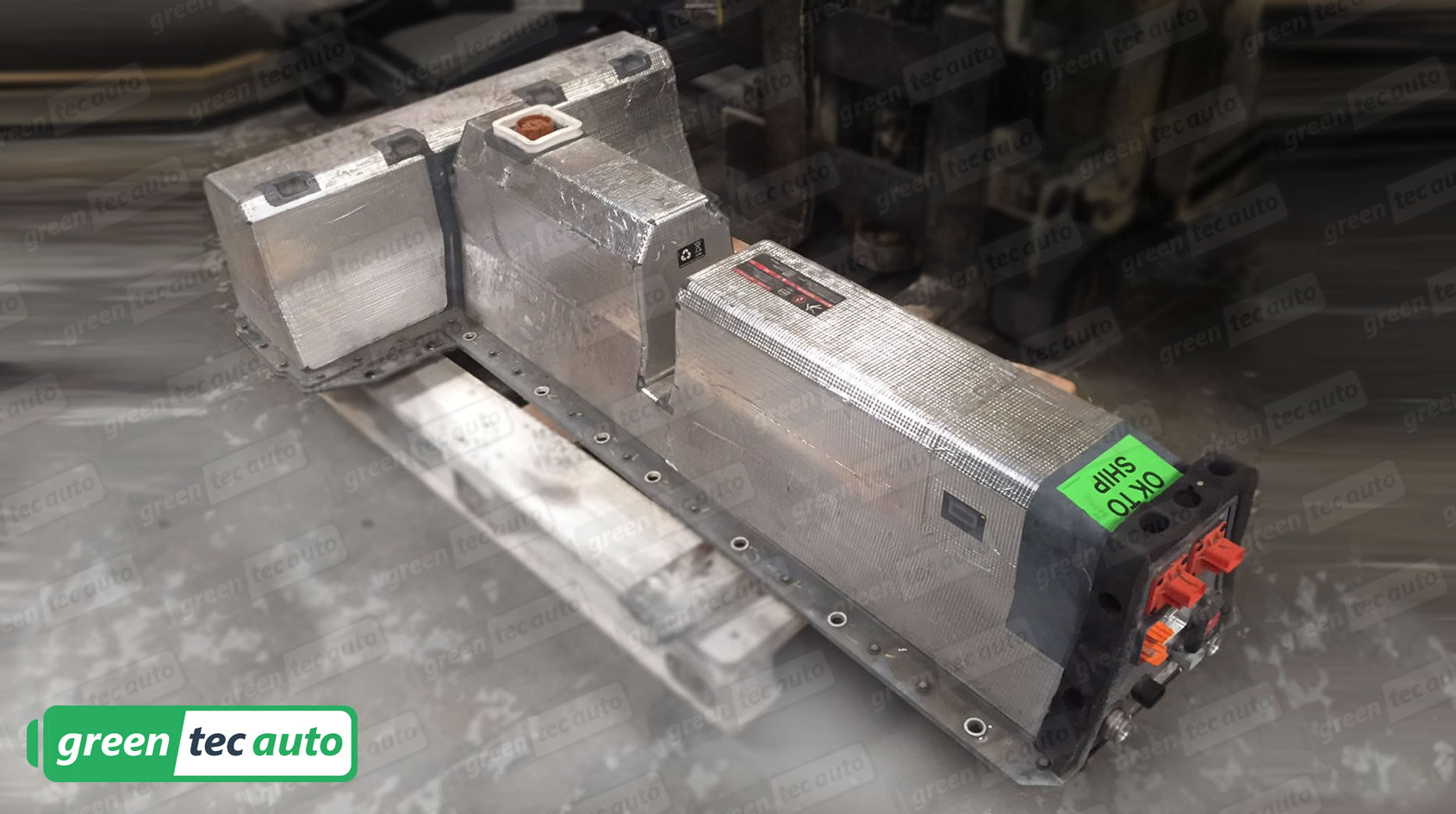Chevy Volt 2kwh Battery Pack Modules Assembly Greentec Auto